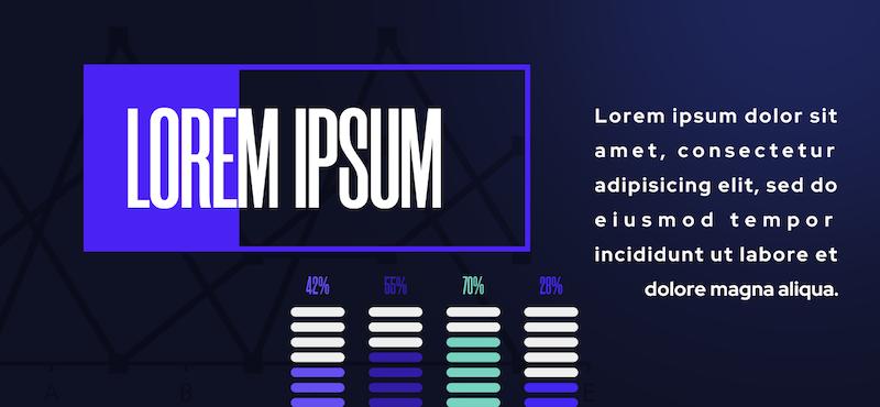 +15 tipografías para infografías: ¿cuáles son las mejores fuentes de letras que impactarán a tus clientes de un vistazo?