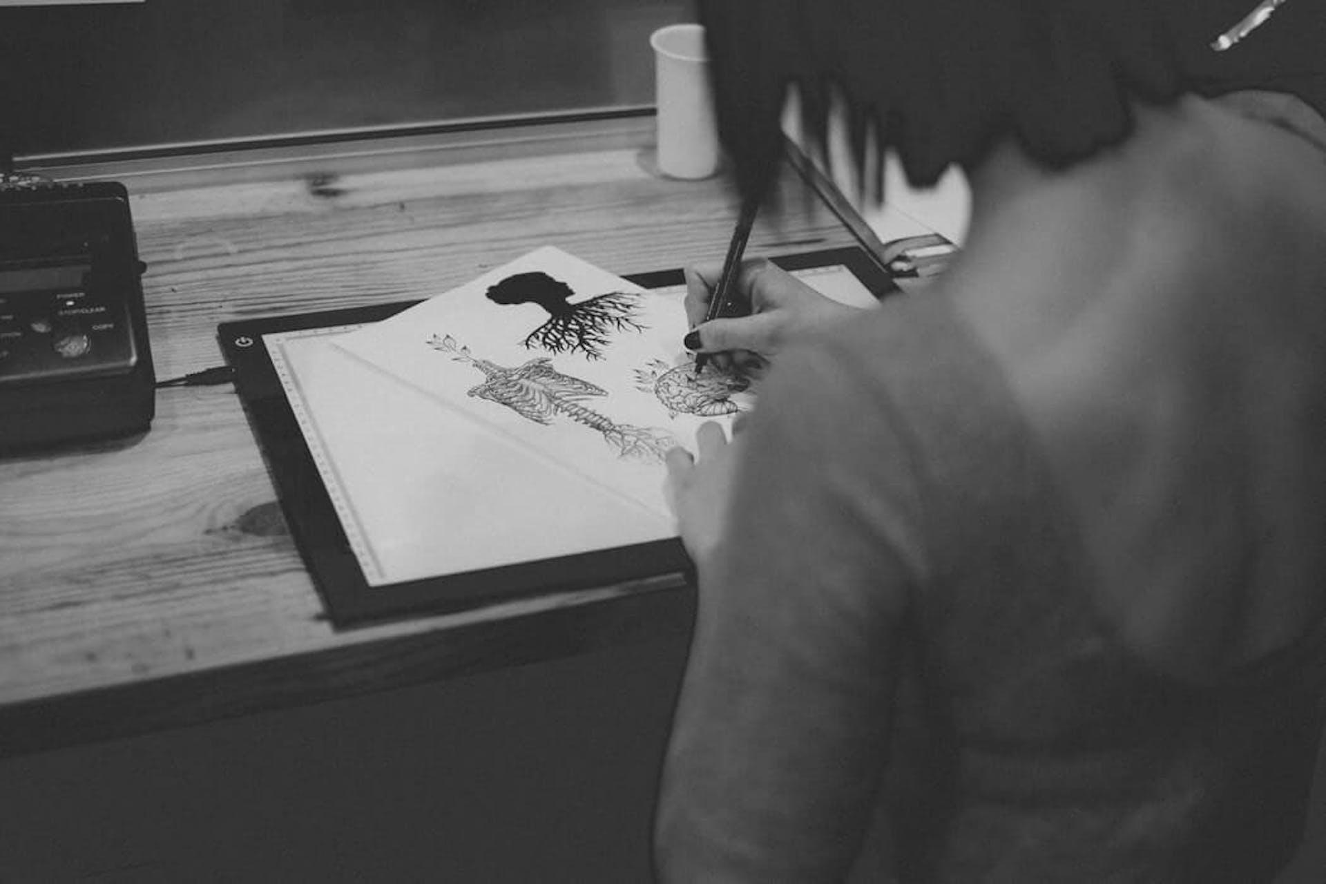5 Habilidades para dibujar que te ayudarán a destacar