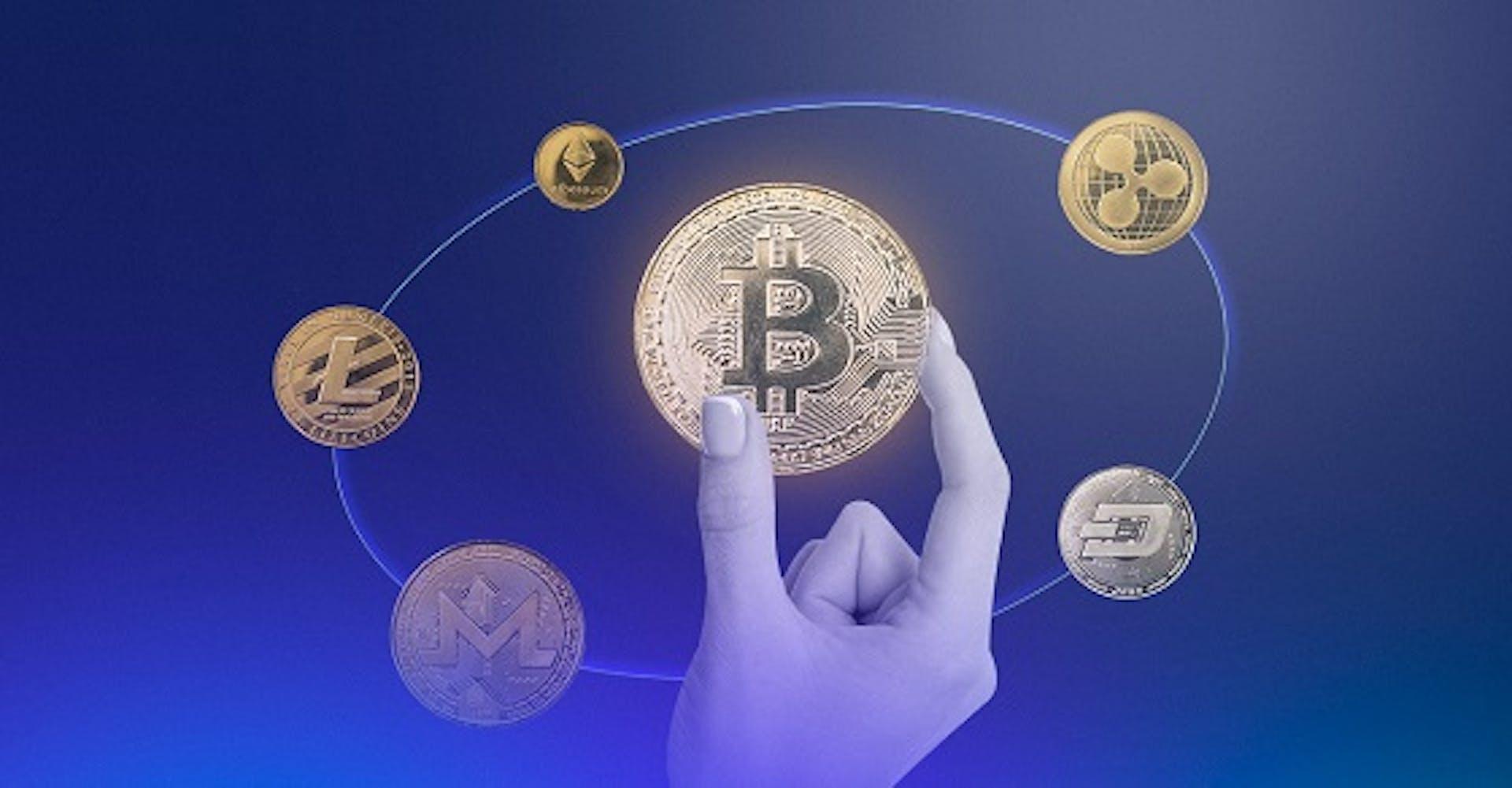 Aprende a invertir en criptomonedas y llena tu wallet con las ganancias