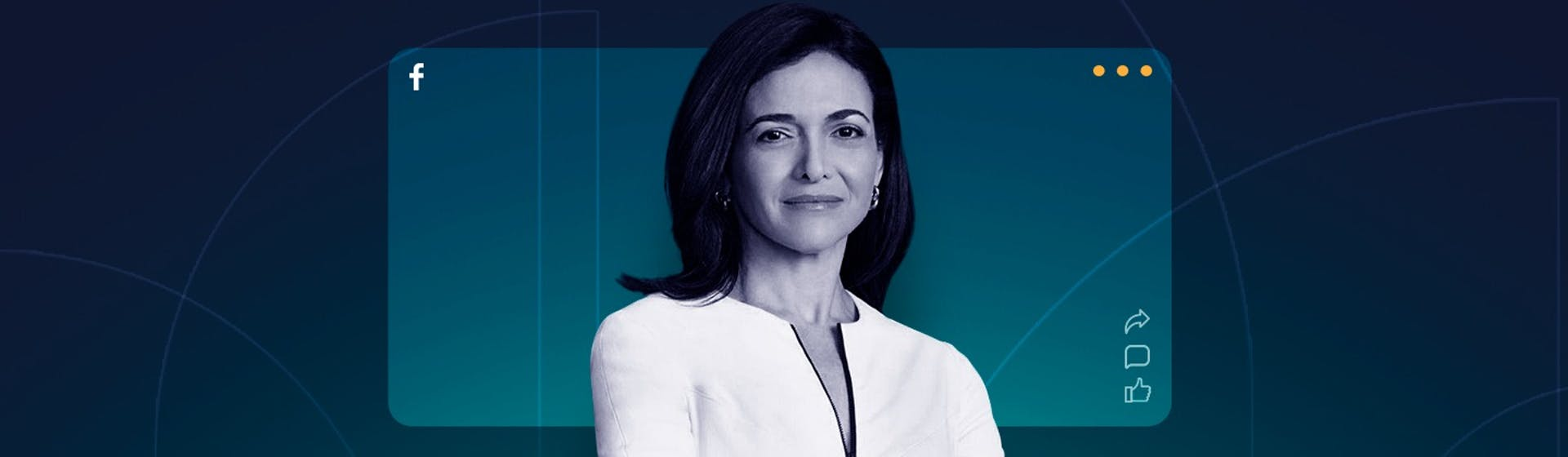 Consejos de liderazgo de Sheryl Sandberg, la directora de operaciones de Facebook