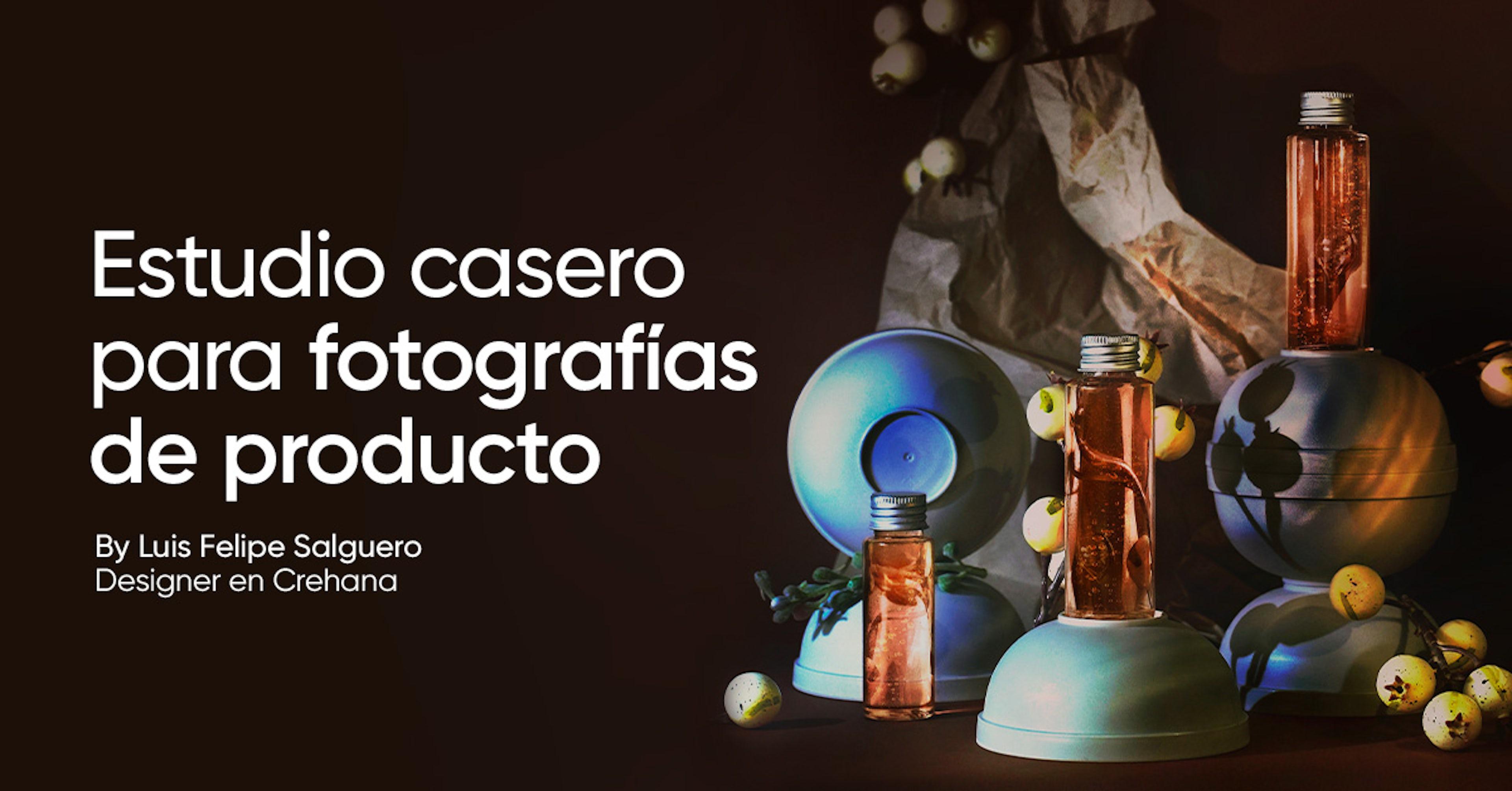¿Cómo hacer un estudio fotográfico casero para fotografía de producto?