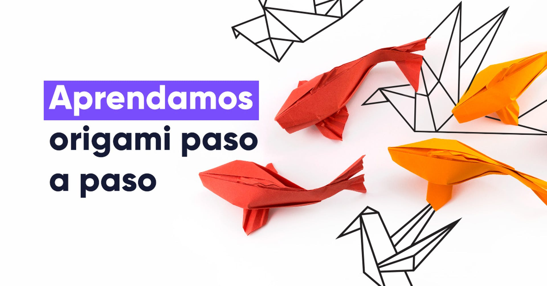 Origami paso a paso: ¿cómo hacer las figuras de papel que siempre imaginaste?