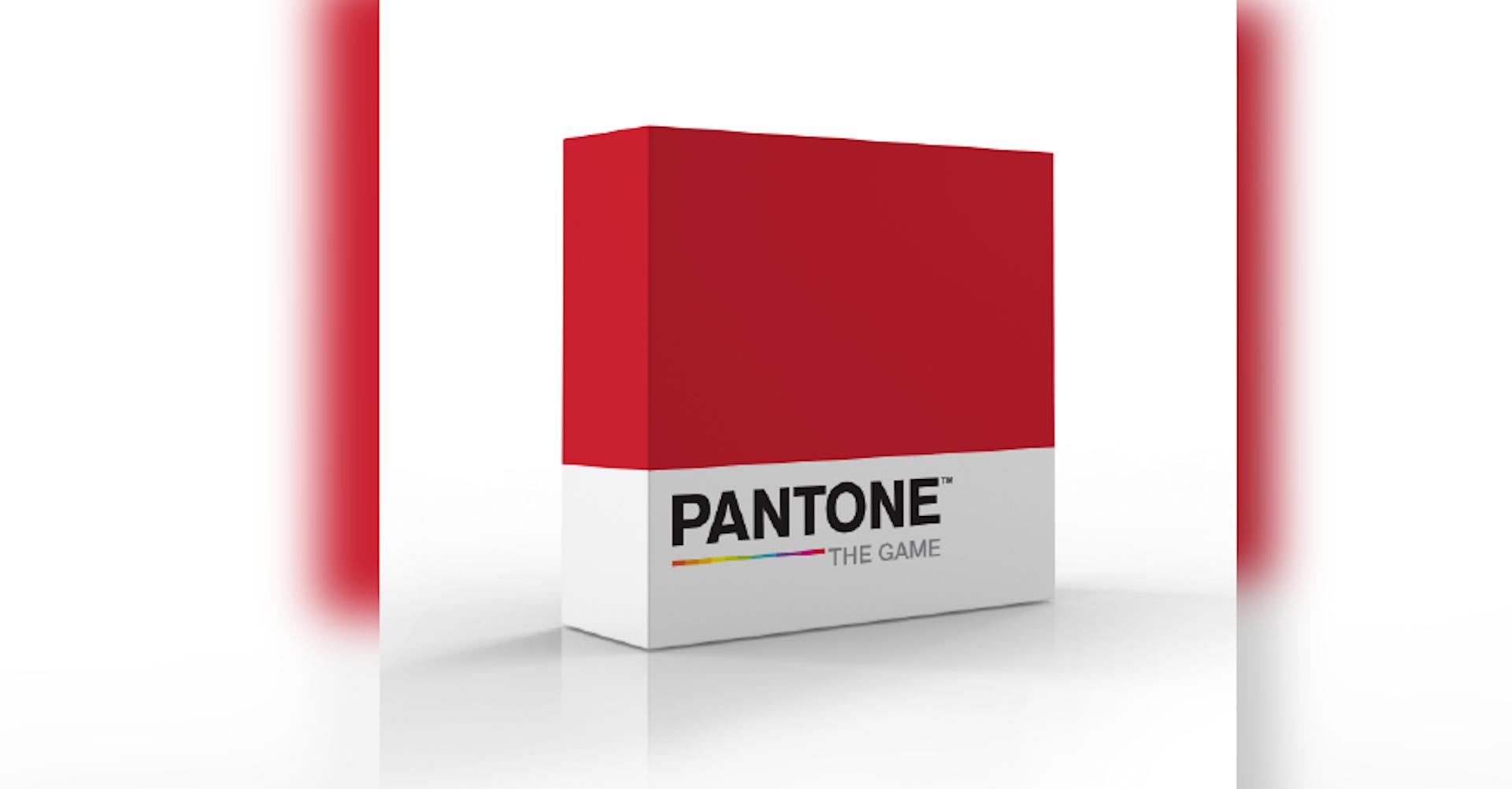 Pantone: el juego de mesa que desearás