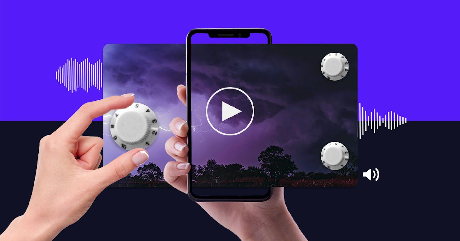 ¿Cómo mejorar el audio de un video? Convierte a tu celular en tu mejor herramienta de edición