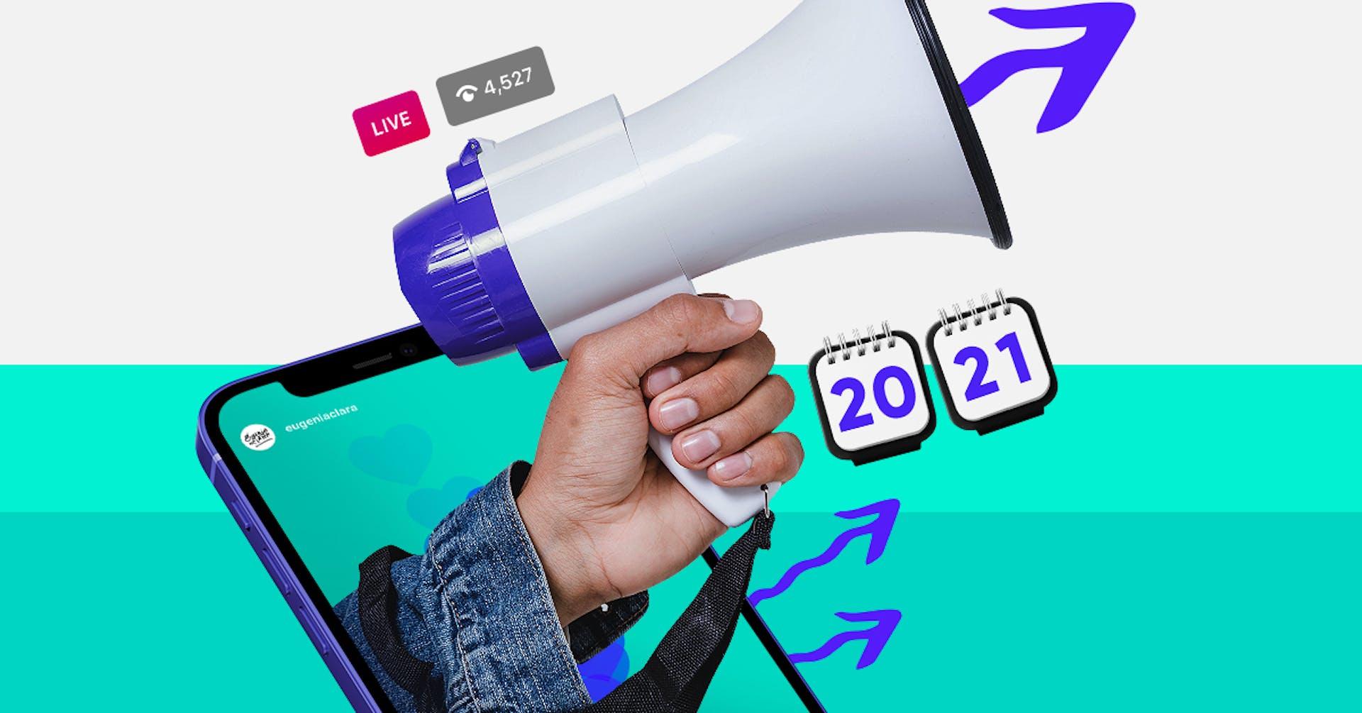 +10 tendencias de marketing digital 2021 que están cambiando los hábitos de consumo
