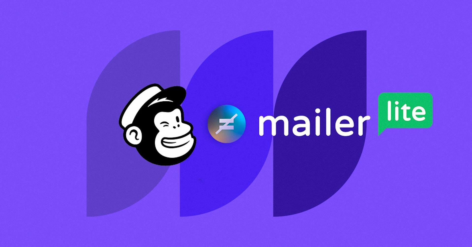 Mailerlite vs Mailchimp: ¡Escoge el mejor servicio de email marketing!