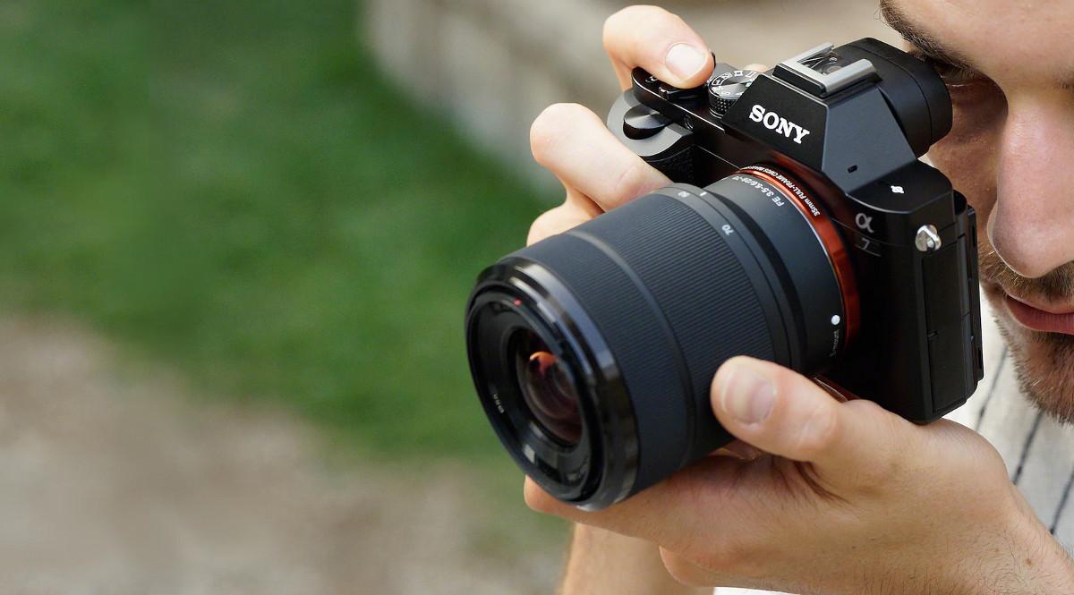 Mejores cámaras fotográficas profesionales: Sony A7 III