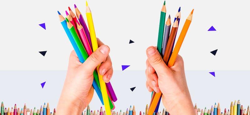 Conoce los mejores lápices para dibujo y colorea como un profesional