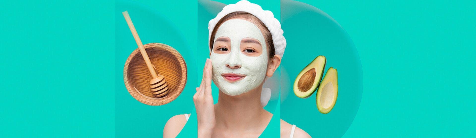 15 Mascarillas faciales naturales para tener una piel radiante