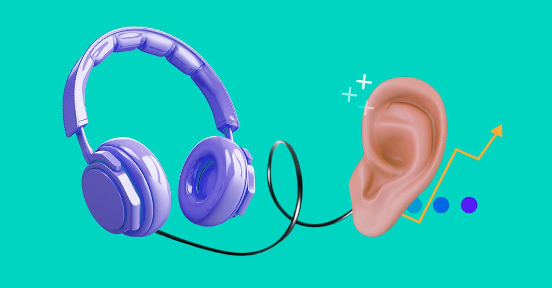 Aprendizaje auditivo: Las mejores técnicas para desarrollarlo