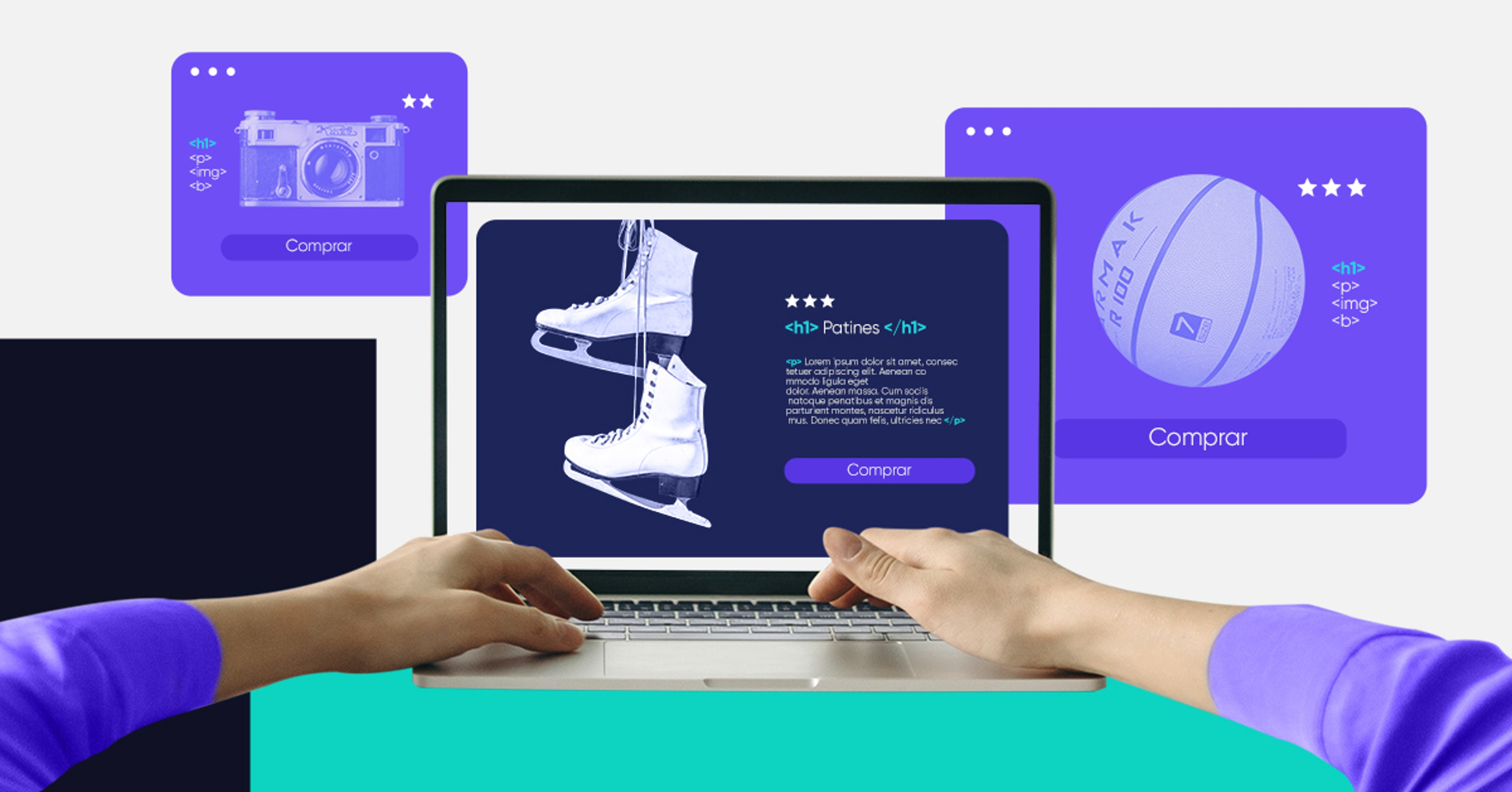 ¿Quieres crear una página web e-commerce? No temas dar el primer paso